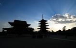 京都-奈良~法隆寺・金堂と五重塔~