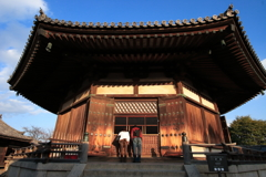 京都-奈良~夢殿~