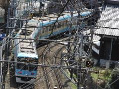 京津線のクネクネは