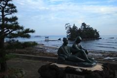 恋路浜の朝_3