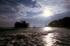 恋路浜の朝_2