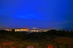 港夜景001