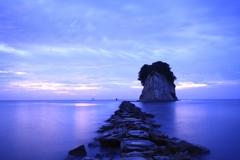 見附島の目覚め