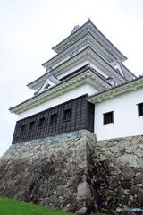 愛媛県 大洲城 E