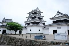愛媛県 大洲城 I