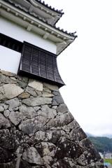 愛媛県 大洲城 F