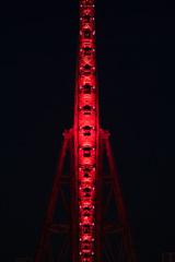 赤い観覧車