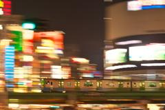 流れるムードな歌舞伎町