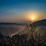 春の夜明け^^