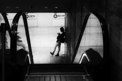 Street Snap 32(Escalator)