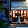 Street Snap 19(紫陽花)