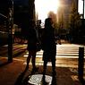Street  Snap 1(Sunset)