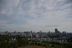 仙台の街。