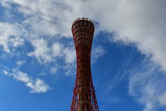 ポートタワーがビールグラスに見えた日。