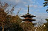 世界最古の木造伽藍。