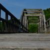 天気な橋。