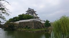 だんじりの城。