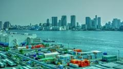 港湾風景Ⅱ