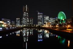 横浜夜景Ⅰ