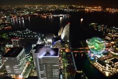 横浜夜景Ⅱ