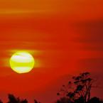 NIKON NIKON D300で撮影した(荘厳なる落日)の写真(画像)