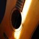 朝のギター