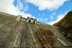 定山渓ダム 1