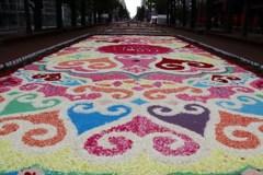花のイベント フラワーカーペット2