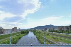 I札幌散歩68-3 幌平橋から