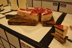 Fake 生肉とまな板