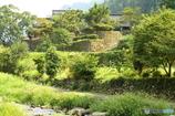 石垣のお屋敷