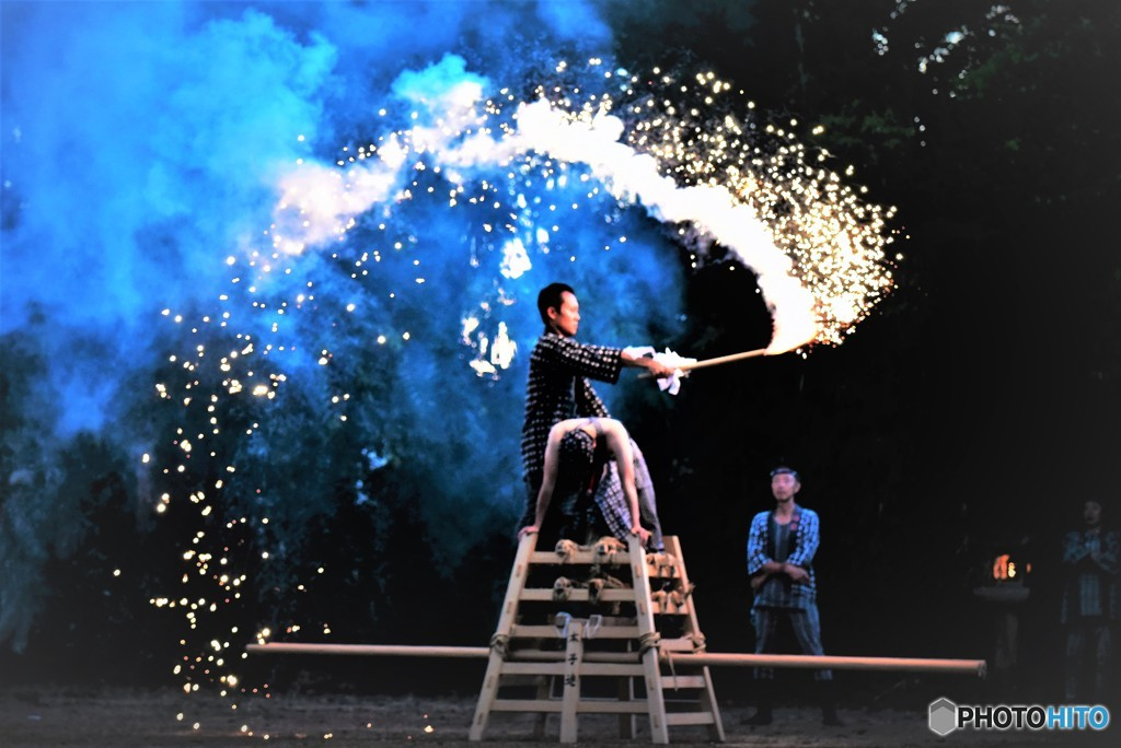 手筒花火~開始の儀式~