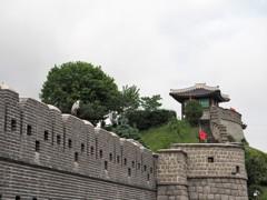 サギが守る砦[韓国の旅⑲]