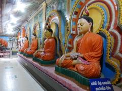 スリランカ寺院