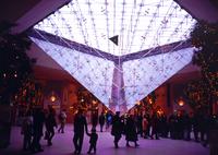 MINOLTA TC-1で撮影した(ルーブルの逆さピラミッド)の写真(画像)