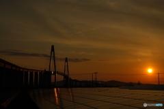 新湊大橋 ①