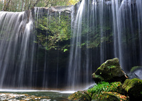 NIKON NIKON D5000で撮影した(鍋ヶ滝1)の写真(画像)