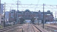 JR深谷駅。