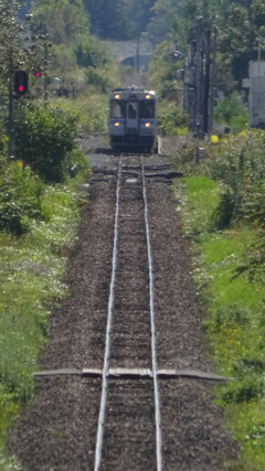 線路は続くよどこまでも