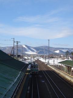 かつての分岐駅