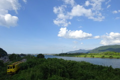 松浦川を眺めて・・・