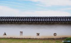 城壁の狭間(さま)