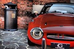 赤煉瓦倉庫classic car
