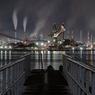 名港の工場夜景