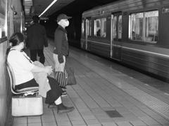 地下鉄名城線 富士フィルム X20