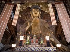 正法寺の大仏様