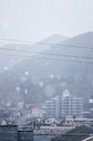 ベランダアート雪_CANON EOS70D