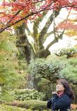 岐阜公園の紅葉 CANON EOS70D