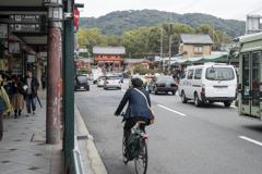 Road to 八坂神社