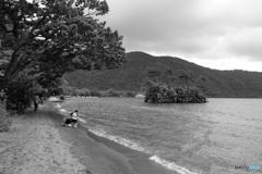 十和田湖にて-Ⅲ